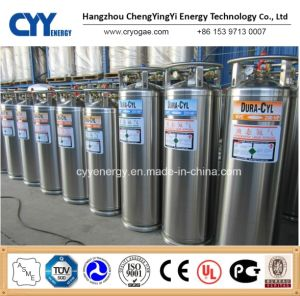 Cryogenic Oxygen Nitrogen Argon CO2 Dewar Cylinder pictures & photos