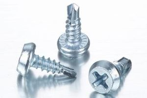 Pan Framing Self Drilling Screw Sheet Metal Screw pictures & photos