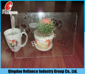Ultra Clear Float Glass/Tinted Glass/Reflective Glass/Acid Glass for Building pictures & photos