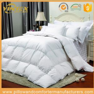 5 Star Hotel Used Super Soft Quilted Style Goose Down Filling Luxury Hotel Duvet pictures & photos