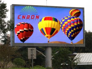 High Definition P5mm Outdoor LED Billboard for High End Market pictures & photos