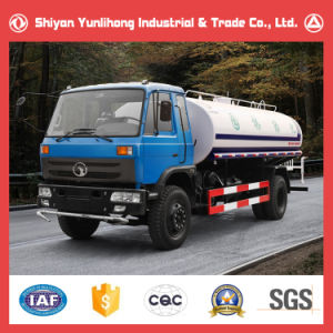 Sitom 4X2 Fecal Suction Vehicle for Sale/Water Tanker 4X2 pictures & photos