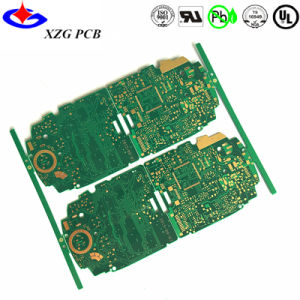 Multilayer Circuit Rigid PCB for iPhone Motherboard pictures & photos