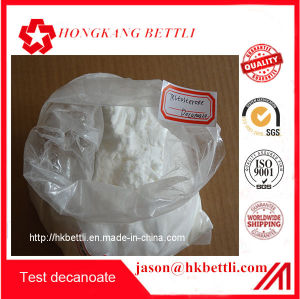 Raw Anabolic Steroid Testosterone Decanoate Powder Bodybuilding Hormone pictures & photos