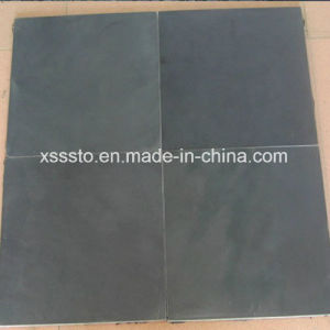 Natural Black Roofing Slate Tile pictures & photos