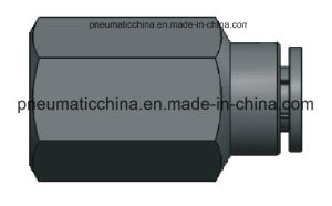 Metal Push in Fitting From China Pneumission