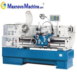 Gear Head Conventional Manual Metal Engine Lathe (mm-D410X2000) pictures & photos