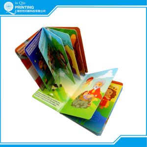 Wire-O Binding Colour Board Child Book pictures & photos