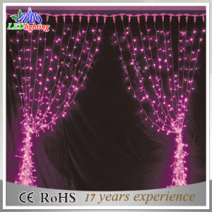 Christmas Decvoration LED PVC White Wire Warm White String Light pictures & photos