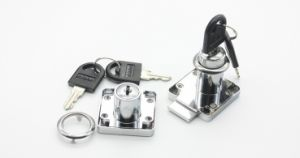 Zinc Alloy Drawer Lock, Iron Drawer Lock, Drawer Lock, Furniture Lock, Al-138-22 pictures & photos