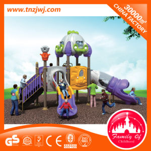 Kids Plastic Outdoor Playground Equipment Price pictures & photos