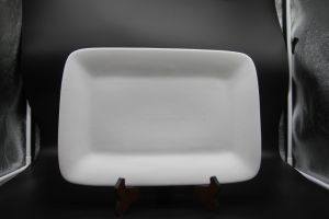 "Ceramic Dishes for Hotel Restauran 16 ""German Rectangular Plate pictures & photos"