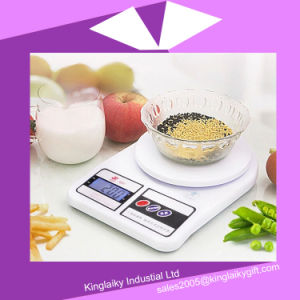 Simple Promotional Gift Scale with Branding (KEC-001) pictures & photos