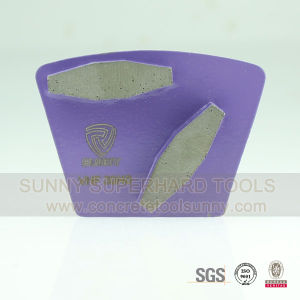 Scanmaskin Grinding Pad with 2 Segments Syf-E07 pictures & photos
