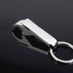 Hot Sale Metal Bottle Opener Keychain pictures & photos