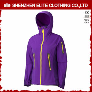 2016 Windproof Waterproof Custom Soft Shell Jacket pictures & photos