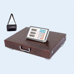 WiFi Digital Weighing Checked Pan Price Balance (DH~702E) pictures & photos