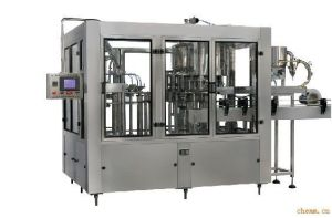 Yogurt/Milk Filling&Capping Machine (PY-NN3000)