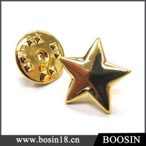 Wholesale Gold Plated Star Cuff Link #5931 pictures & photos