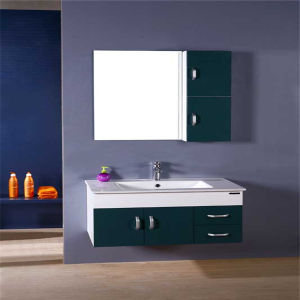 High Quality Commercial Bathroom Vanity Units With Side Cabinet