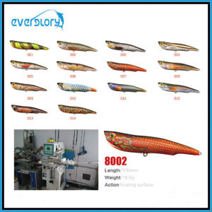 105mm/16.5g High Quality Coating Fishing Lure Hard Lure Fishing Tackle pictures & photos