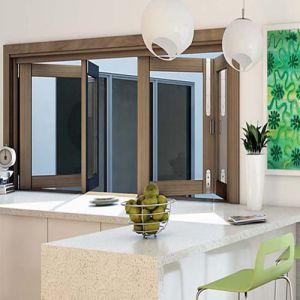 Aluminium Framed Bi-Folding Window and Door Prices (TS-1113) pictures & photos