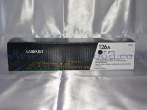 CE310A 310A 126A Printer Color Toner Cartridge Compatible for Laserjet PRO Cp1025 PRO 100 pictures & photos