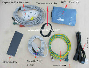 Top-Selling Medical Equipment Multi-Parameter Patient Monitor pictures & photos