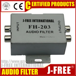 Factory Price Audio Filter Noice Filter