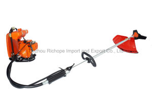 Economical Single Cylinder Shoulder Brush Cutter Bg328 pictures & photos