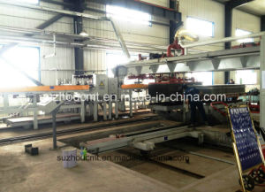 Fiber Cement Corrugated Roofing Sheet Machine Line pictures & photos