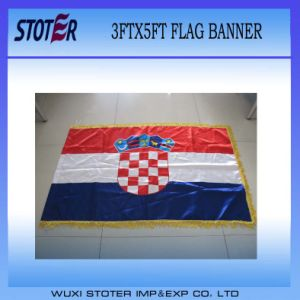 Advertising Custom Logo Polyester Flag pictures & photos
