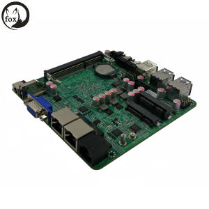 Mini-PC Cloud Terminal with 1 Msata, 1 Mini-Pcie, 1 SIM Slot (Nano-J3160) pictures & photos