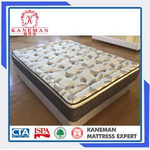 15 Years Warranty Compressed Hotel Spring Mattress pictures & photos