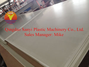 High End PVC Foam Board Production Line/Best Performance WPC Foam Board Machine pictures & photos