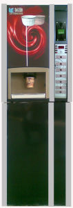 14 Selection Hot Cold Vending Machine Coffee F306gx pictures & photos