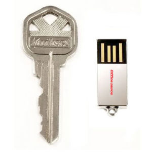 Metal Mini Custom USB Flash Drive USB and Promotional Gift pictures & photos