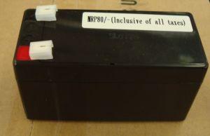 Tl6-10 6V10ah VRLA Sealed Lead Acid UPS Battery pictures & photos