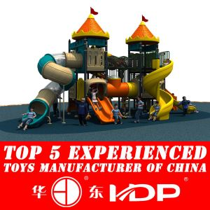 2017 Latest Large Outdoor Playground Equipment (HD14-101A) pictures & photos