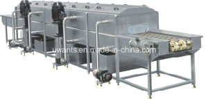 Ce Certificate Fruit Washing Machine pictures & photos