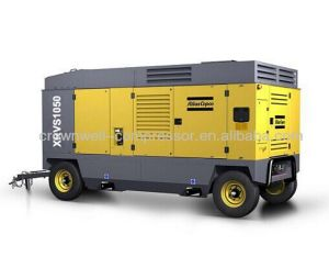 Atlas Copco Portable Screw Air Compressor Xrvs1050CD (XRVS1050) pictures & photos