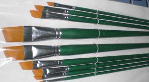 Art Brush Paint Brush Nylon Brush Wooden Handle Brush pictures & photos
