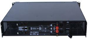 QA Series, 2 Channels Professional Power Amplifier 2u Standard Cabinet pictures & photos