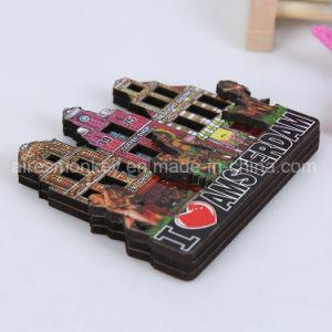 Tourist Souvenir 3D Wooden Fridge Magnet/Custom 3D Fridge Magnets/Souvenir Fridge Magnet pictures & photos