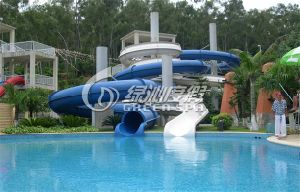 Spiral Water Slide for Water Park pictures & photos