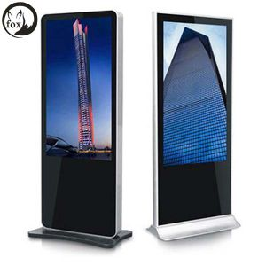"""55"""" Indoor Floor Stand Advertising Display with High Brightness 500nits (F550N) pictures & photos"""