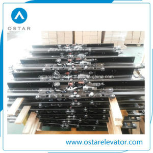 Passenger Elevator Mitsubishi Type Landing Door, Elevator Parts (OS31-01) pictures & photos