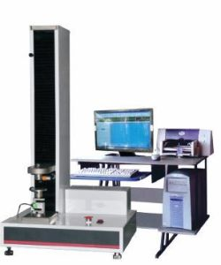 Electronic Universal Testing Machine WDW-05 pictures & photos