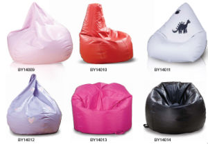 PVC Leather Beanbag Cover of Finger Shape pictures & photos