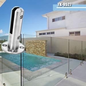 Swimming Pool Stainless Steel Glass Balustrade Spigot (YK-9527)